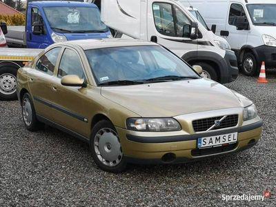 używany Volvo S60 2.4T 2001_200KM