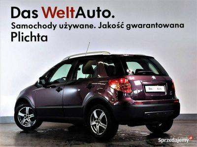 używany Fiat Sedici 1.6 benzyna 120KM, Klimatyzacja, I właściciel, Salon PL