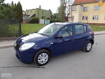 używany Dacia Sandero 1.4dm 75KM 2009r. 99 000km