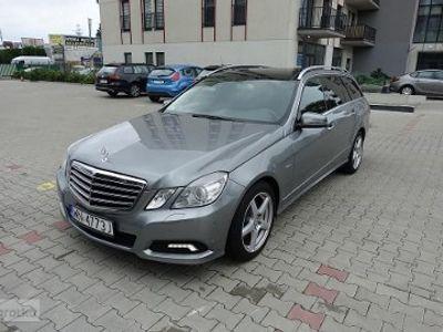 używany Mercedes 350 Klasa E W212Wersja Avantgarde