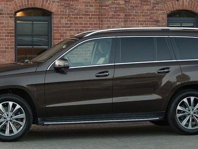 używany Mercedes 350 Klasa GL X166Panorama Kamera 7-osobowy F-ra 23% VAT