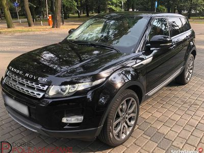 używany Land Rover Range Rover evoque J&H, Panorama, 4x4, VAT23%