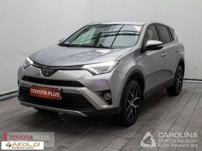 używany Toyota RAV4 2dm 152KM 2016r. 14 649km