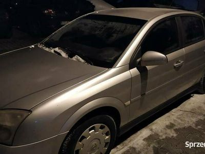 używany Opel Vectra