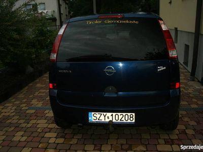 używany Opel Meriva 2003