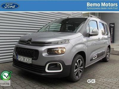 używany Citroën Berlingo II 1.5 Diesel 130KM, SalonPL, SerwisASO, Gwarancja, FV23%