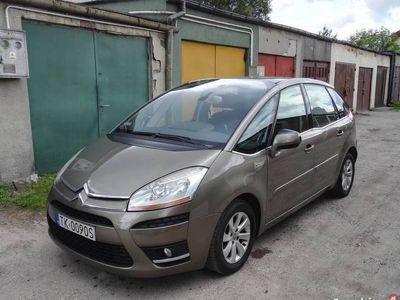 używany Citroën C4 Picasso 2.0 HDI 136 KM wersja Exclusive