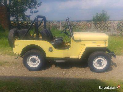 używany Jeep Willys b3