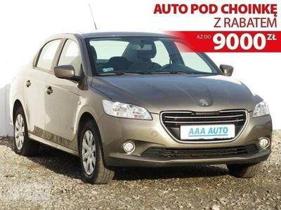 używany Peugeot 301  Salon Polska, Serwis ASO, VAT 23%, Klima, Tempomat