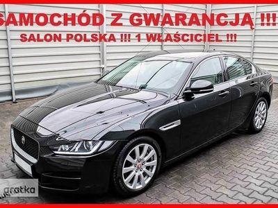 używany Jaguar XE I Gwarancja + Salon PL + 1 Właściciel + 100% Serwis !!!