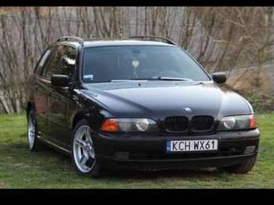 używany BMW 530 e39 d