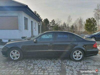 używany Mercedes E320 CDI SEDAN AVANGARDE ANGLIK UBEZPIECZONY