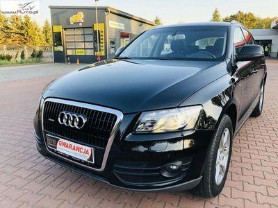 używany Audi Q5 3.0dm3 2009r. 180 000km Full Opcja, Serwis