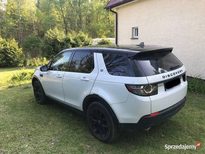 używany Land Rover Discovery Sport 2.0 Si4 HSE 5+2