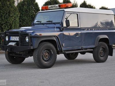 używany Land Rover Defender II 110 2.4TD Krajowy I Właściciel Bezwypadkowy
