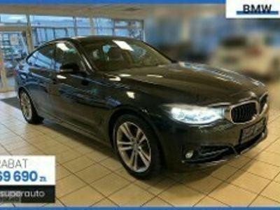 używany BMW 320 Gran Turismo SERIA 3 320 2.0 d (190KM) | SPORT LINE | + Nawigacja Busines