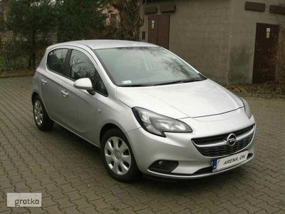 używany Opel Corsa E salon PL model2015 Bogata wer GWARANCJA Netto Cena