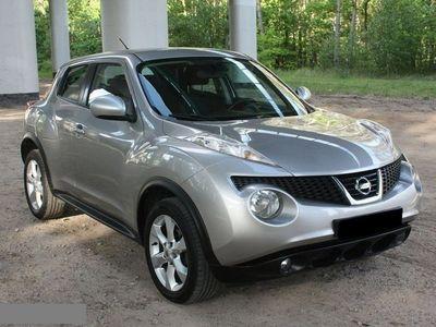 używany Nissan Juke 1.5dm 110KM 2011r. 188 000km
