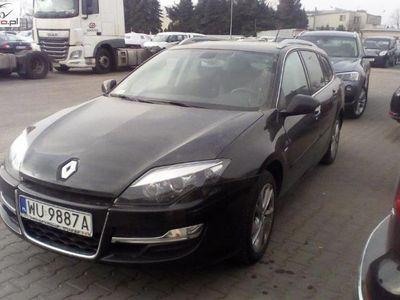gebraucht Renault Laguna 2dm3 130KM 2015r. 164 844km ABS