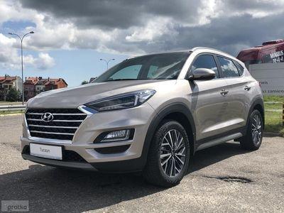 używany Hyundai Tucson 1.6dm 177KM 2019r. 2 621km