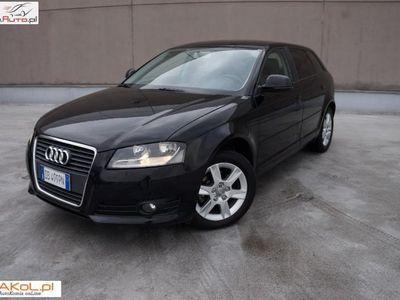 używany Audi A3 1.6dm3 102KM 2009r. 157 000km 2009rok/ 1.6 B+Gaz/Klima/ESP/ Stan B. Dobry!!!
