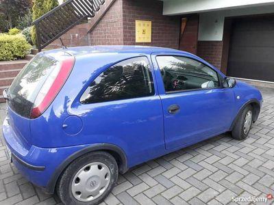 używany Opel Corsa C Van 2006r. - Zadbany. Idealny do firmy.