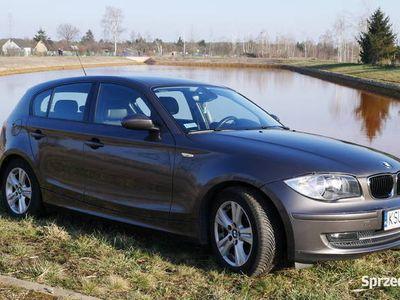 używany BMW 120 E87 2.0 d DIESEL 177 kM 5d, stan idealny, zadbana