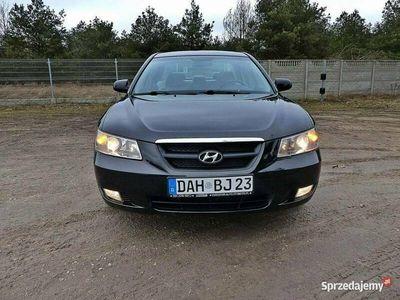 używany Hyundai Sonata IV 3.3 V6*Climatronic*Alu*Welur*Pełna Elektyka*Roleta*Super Stan*ZOBACZ