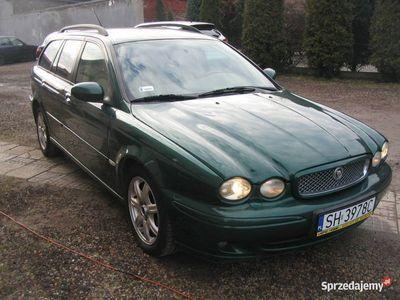 używany Jaguar X-type 2004