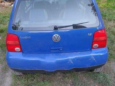 używany VW Lupo