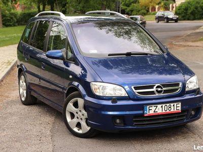 używany Opel Zafira 2005, 1.8 benzyna