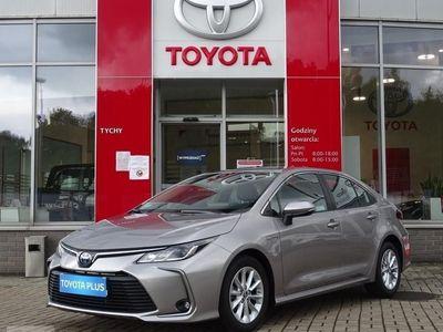 używany Toyota Corolla XII 1.8 Hybrid Comfort   I wł   Salon PL   F-Vat 23%