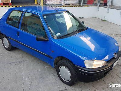 używany Peugeot 106 - stan idealny, zero rdzy, 129000km, zamienie
