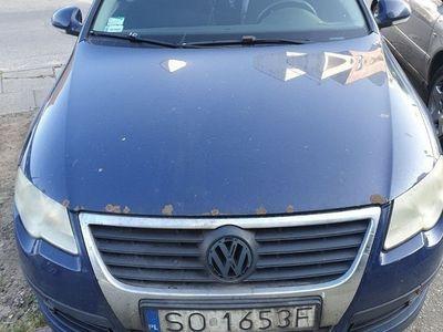 used VW Passat B6 170KM