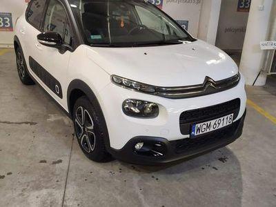 używany Citroën C3 1.2dm3 82KM 2018r. 3km 1.2 PureTech 82 SHINE