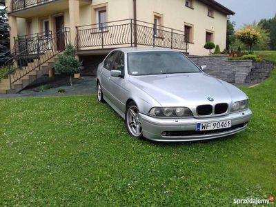 używany BMW 535 e39 lift i lpg zamiana