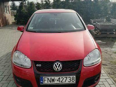 używany VW Golf V 2.0 TDI 170 KM (pakiet GT) DSG Automat