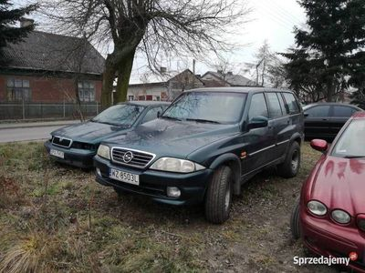 używany Ssangyong Musso