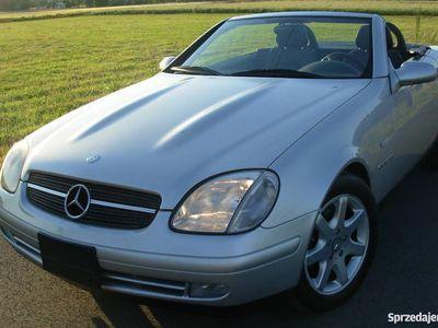 używany Mercedes SLK230 z Japonii 1998r. 78 tys. km