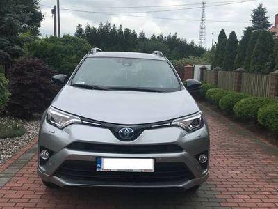 używany Toyota RAV4 Hybryda Selection Polski Salon
