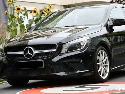 używany Mercedes CLA180
