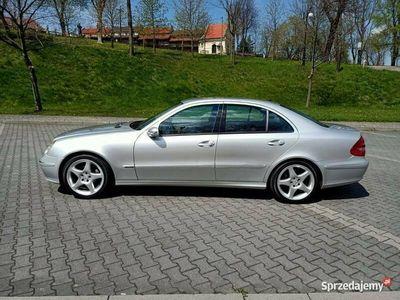 używany Mercedes E280 Klasa E W211CDI Avantgarde