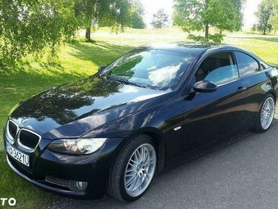 używany BMW 320 Seria 3 i coupe sportowy