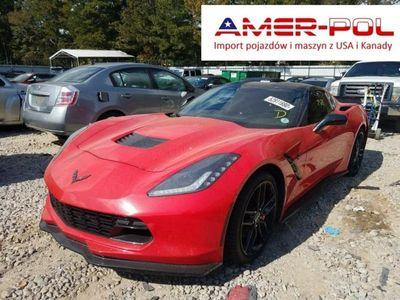 używany Chevrolet Corvette 6.2dm 455KM 2015r. 129 000km