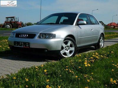 używany Audi A3 1.9dm 2001r. 199 000km