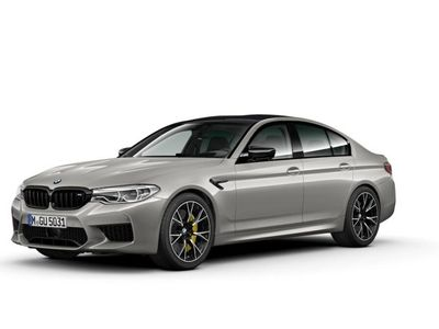 używany BMW M5 Sedan Competition