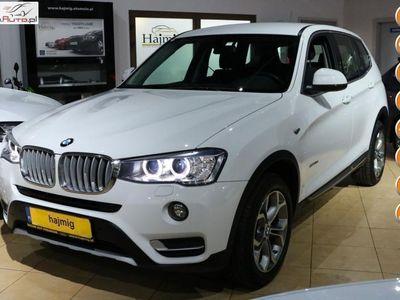 gebraucht BMW X3 2dm3 150KM 2017r. 25 000km sLine, xDrive, Salon PL, Gwarancja x 5, faktura VAT !