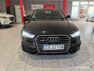 używany Audi A6 Salon Polska 252 KM Quattro benzyna
