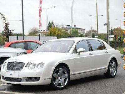 używany Bentley Continental Flying Spur 6dm 426KM 2005r. 185 000km