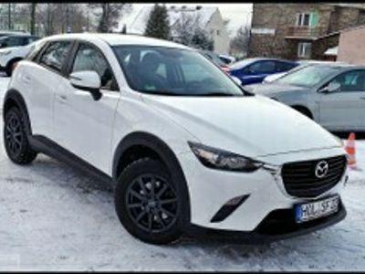 używany Mazda CX-3 2.0 Benzyna Klima Alu Serwis 43 Tyś/km z Niemiec